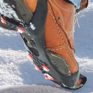 Nakładki antypoślizgowe na buty