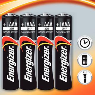 Bateria alkaliczna Energizer 4x AAA
