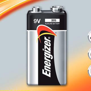 Bateria alkaliczna Energizer 9 V