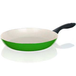 Patelnia ceramiczna 28 cm Natura Ceramia Verde, BANQUET