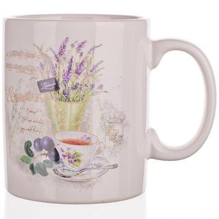 Kubek ceramiczny 310 ml Lavender, BANQUET