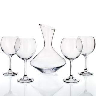 5częściowy zestaw na wino Crystal, BANQUET