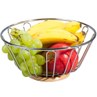 Miska druciana na owoce