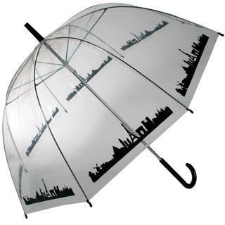 Parasol damski przezroczysty Paryż