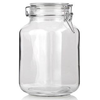 Hermetyczny słój 2 l ze szklanym wieczkiem Super Value