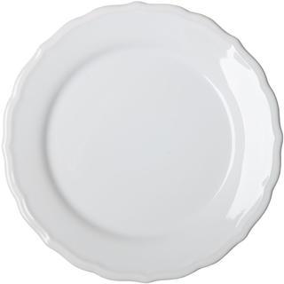 Płytki talerz ceramiczny z plastycznym dekorem