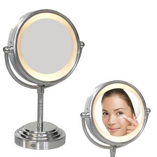 Lustro kosmetyczne z podświetleniem