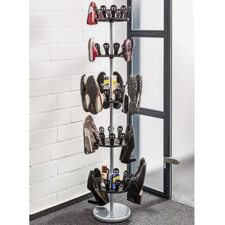 Obrotowy stojak na buty 5 poziomów