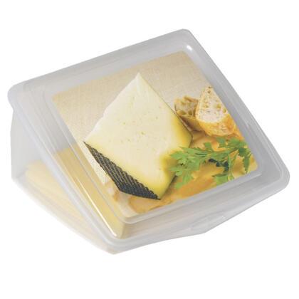 Plastikowy pojemnik na ser