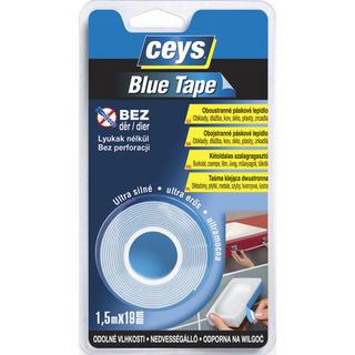 Taśma dwustronnie klejąca Blue Tape 1,5m