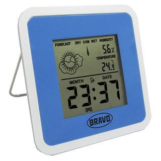 Termometr cyfrowy bezprzewodowy B-5105 niebieski