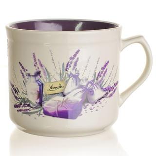 Kubek ceramiczny BIG 630 ml Lavender, BANQUET