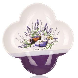 Misa do serwowania Lavender koniczyna 26 cm, BANQUET
