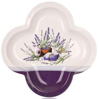 Misa do serwowania Lavender koniczyna 32 cm, BANQUET