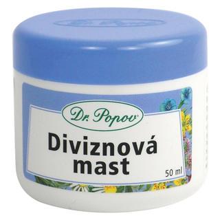 Maść dziewannowa 50 ml, Dr. Popov