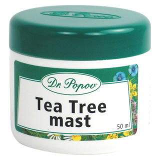 Tea Trea maść 50 ml, Dr. Popov