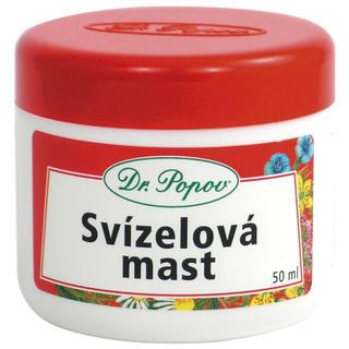 Maść z przytulii 50 ml, Dr. Popov