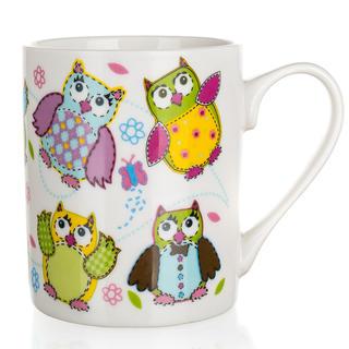 Kubek ceramiczny OWLS 200 ml