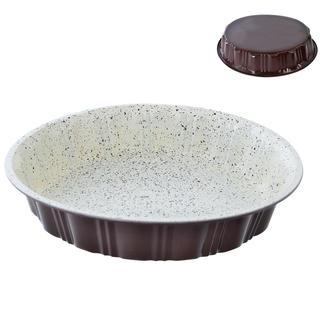 Forma blaszana do ciast z powierzchnią ceramiczną 28,5 cm