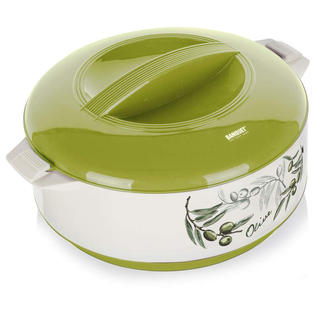 Garnek termiczny z pokrywą 3,5 l Olives, BANQUET