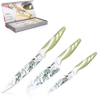 Nieprzywieralne noże kuchenne Olives, BANQUET
