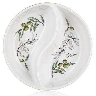 Ceramiczna misa serwująca okrągła Olives, BANQUET