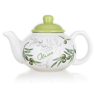 Czajnik ceramiczny Olives 700 ml, BANQUET