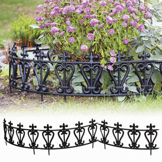 Dekoracyjne ogrodzenia 6 części