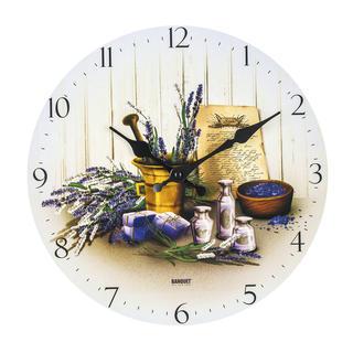Zegar ścienny Lawenda, BANQUET