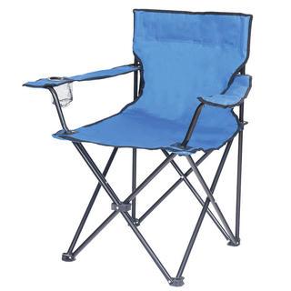 Krzesełko wędkarskie FISH niebieskie
