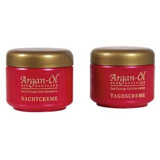 Krem na noc i dzień z olejem arganowym