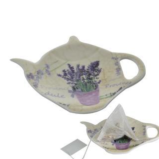 Podstawka na torebkę herbaty LAWENDA