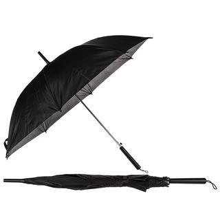 Damski parasol czarny