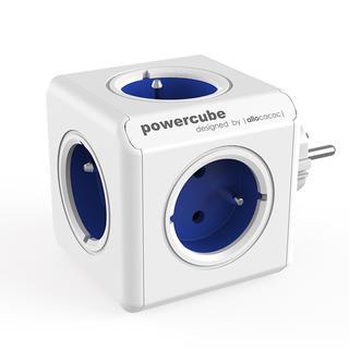 Rozgałęźnik PowerCube Original niebieski