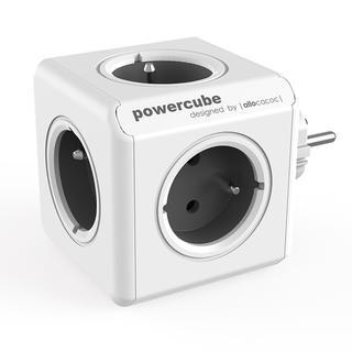 Rozgałęźnik PowerCube Original szary