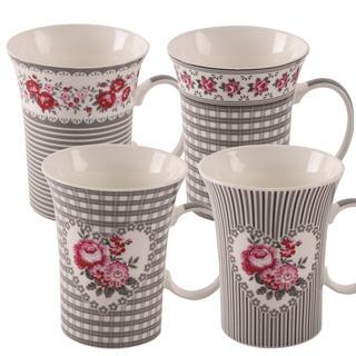 Kubki ceramiczne 4 sztuki