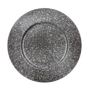 Banquet Zestaw płytkich talerzy ceramicznych GRANITE 6 szt.