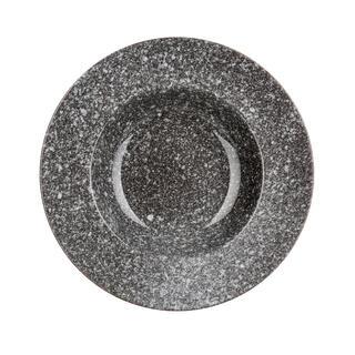 Ceramiczne talerze głębokie GRANITE 6 szt. BANQUET