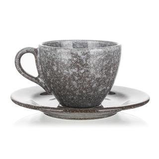 Banquet Ceramiczna filiżanka GRANITE 200 ml
