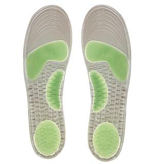 Męskie wkładki żelowe do butów