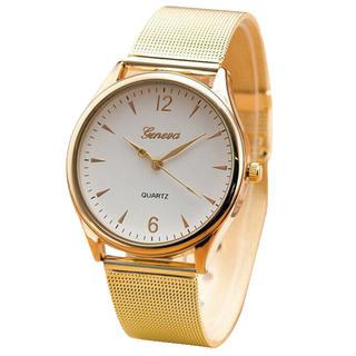Damski zegarek Genewa złoty