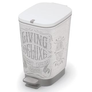 Kosz na śmieci plastikowy do łazienki CHIC Laundry Bag S 5 l