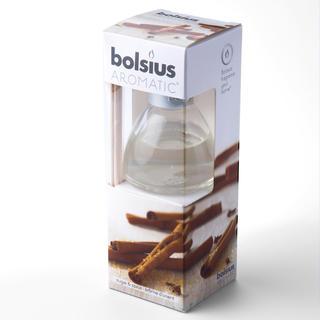 Odświeżać powietrza Bolsius, cynamon, pojemność 45 ml