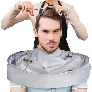 Tekstylny kołnierz do strzyżenia włosów