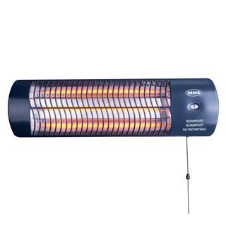 Elektryczny promiennik ciepła do łazienki Bravo - 4419