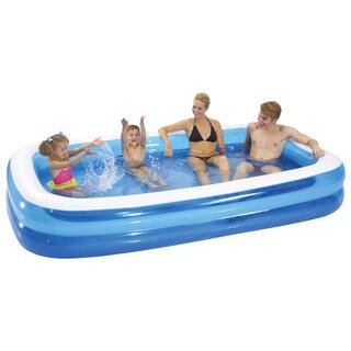Nadmuchiwany basen prostokątny dla dzieci