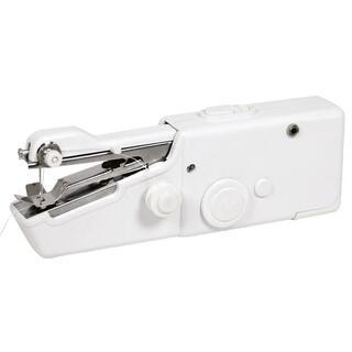 Maszyna do szycia ręczna zasilana bateriami