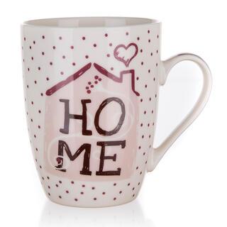 Kubek ceramiczny HOME 340 ml