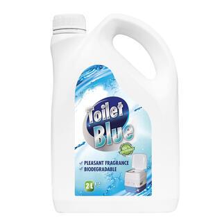 Płyn do toalety chemicznej BLUE 2 l, zbiornik na NIECZYSTOŚCI