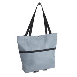 Składana torba na zakupy z kółkami